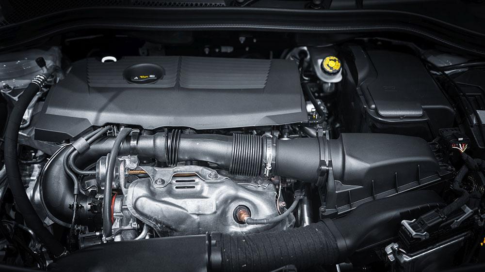 pemeriksaan kenderaan: pemeriksaan engine mounting
