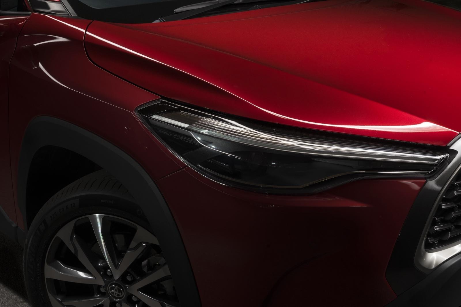 Toyota Safety Sensing (TSS)