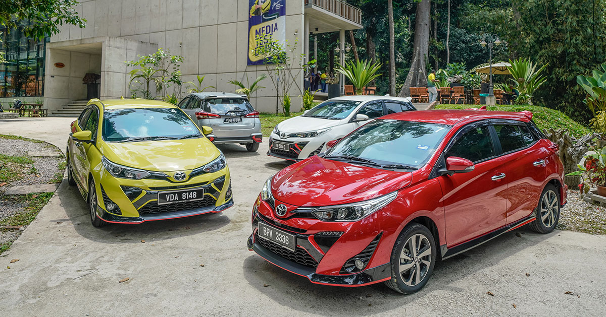 Toyota Yaris 1 5g Review A Hatchback With Just Enough Spice Carsome Malaysia
