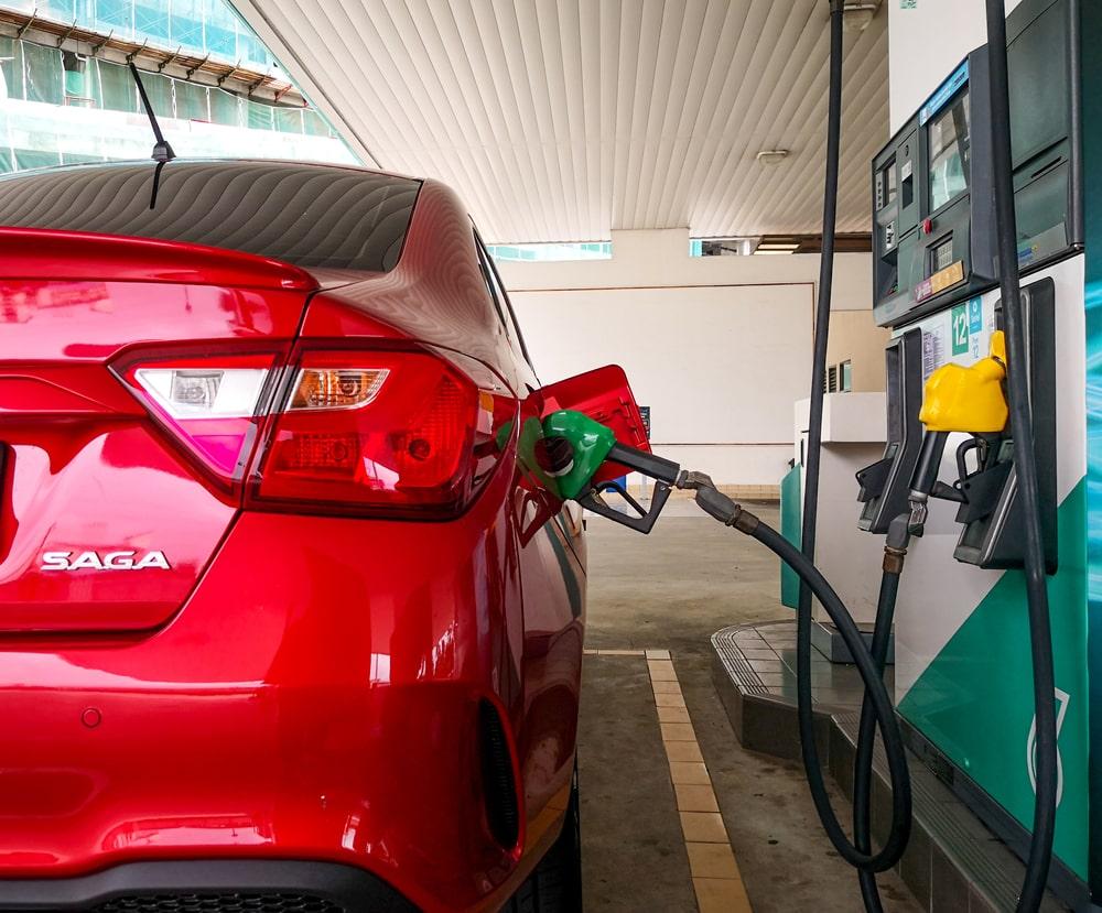 harga minyak petrol malaysia minggu ini