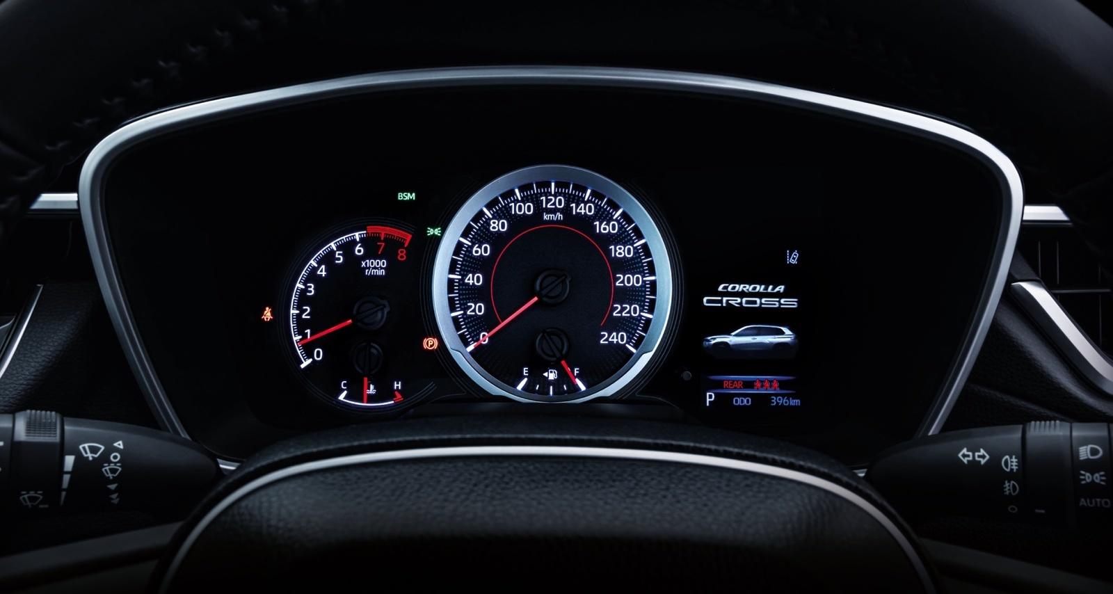 Toyota Corolla Cross CKD 2021