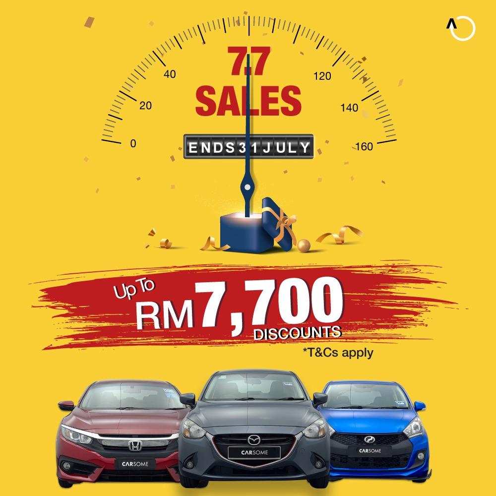 carsome buy car promo
