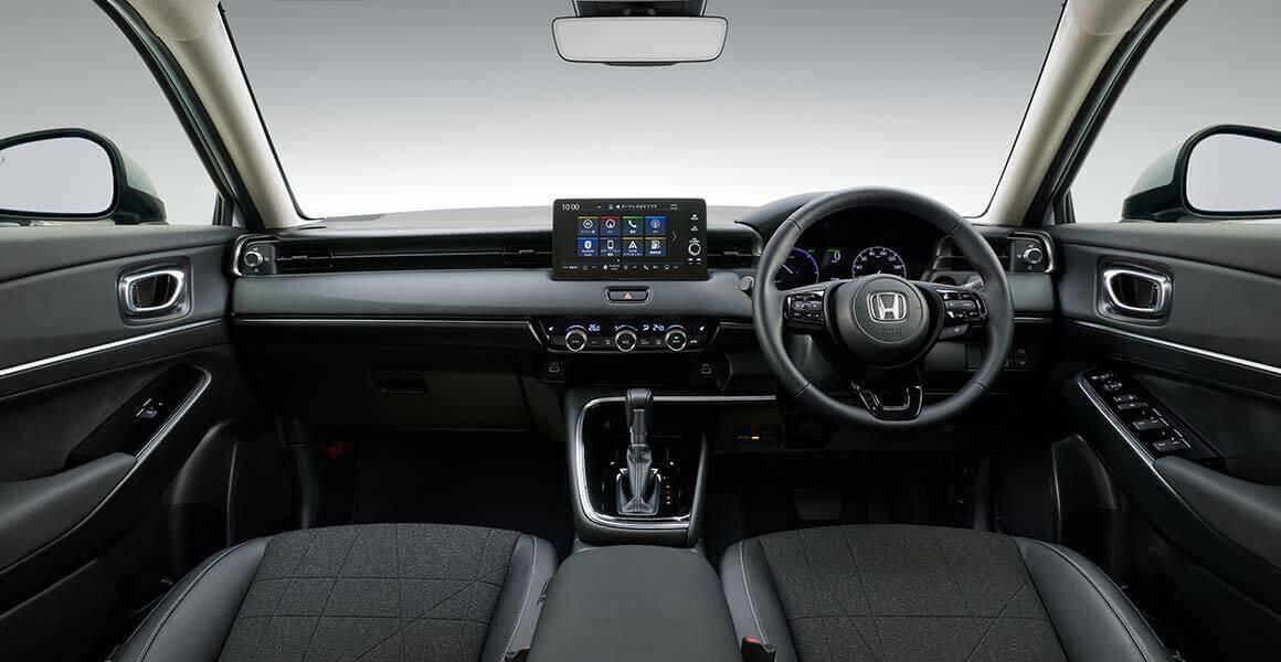 Harga/Spesifikasi/Bahagian Dalaman Honda HR-V 2022