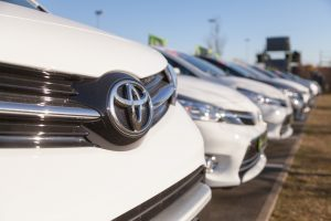 Choose an used Toyota