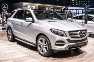 seven seater Mercedes Benz GLE