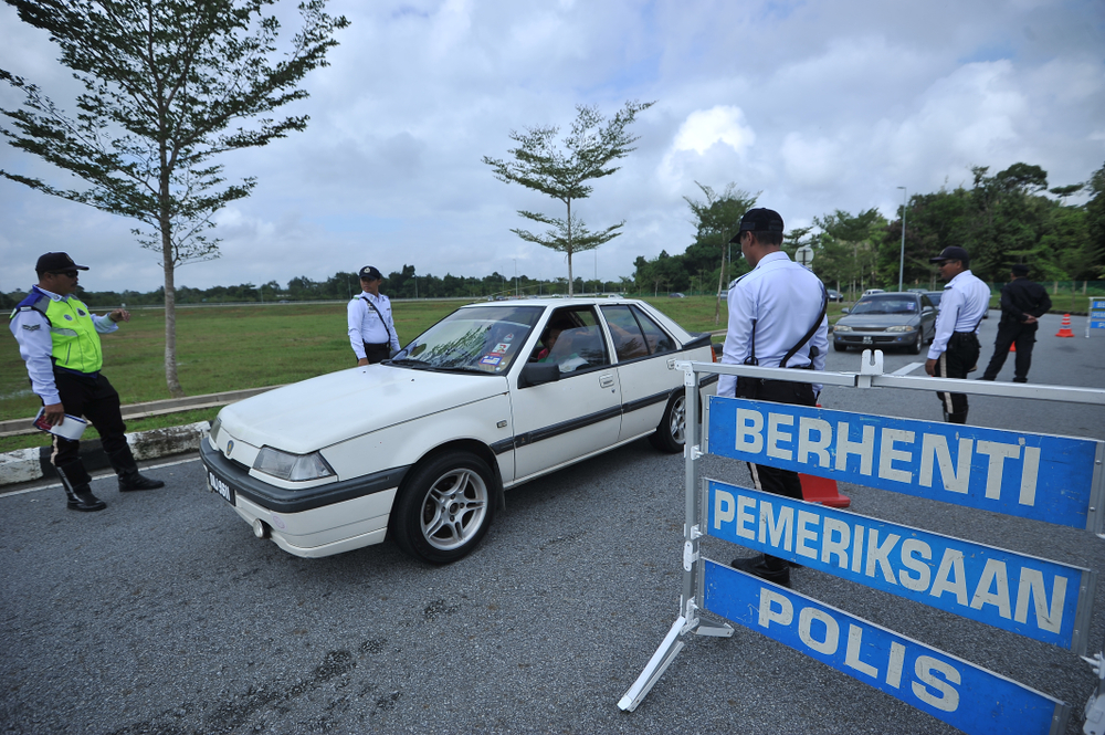 lokasi roadblock di seluruh malaysia | PKP 2.0