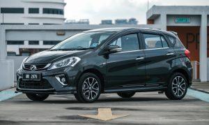 Price of Perodua Myvi
