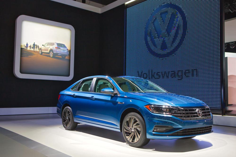 Volkswagen Jetta Terpakai