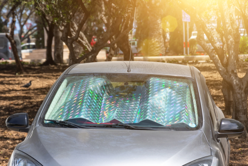 Protect Your Car from the Sun