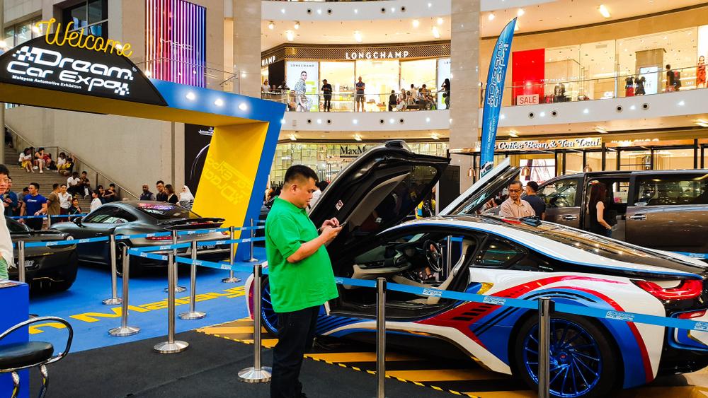 pameran automotif dan permotoran malaysia