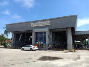 Puspakom Inspection Center
