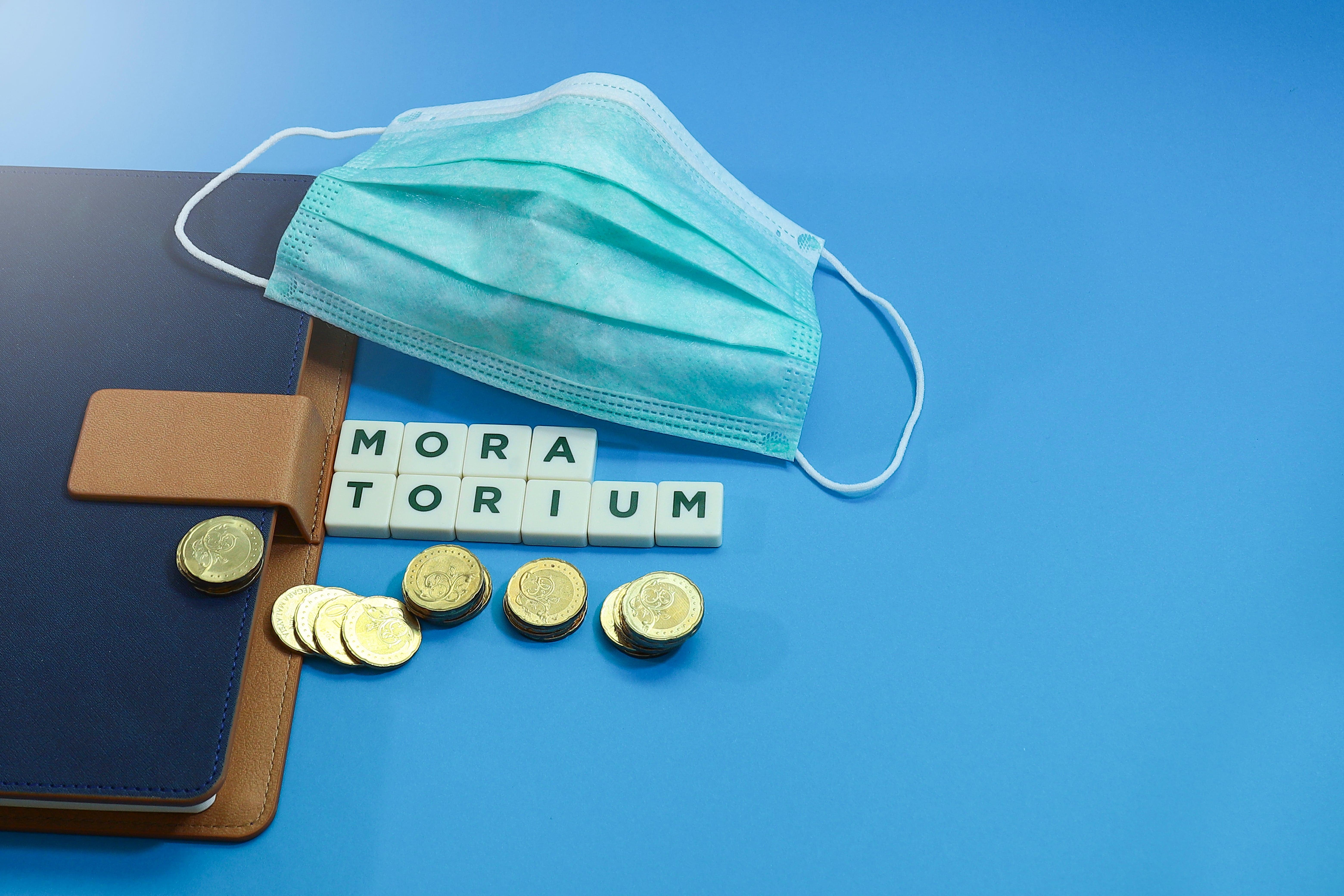 moratorium bank