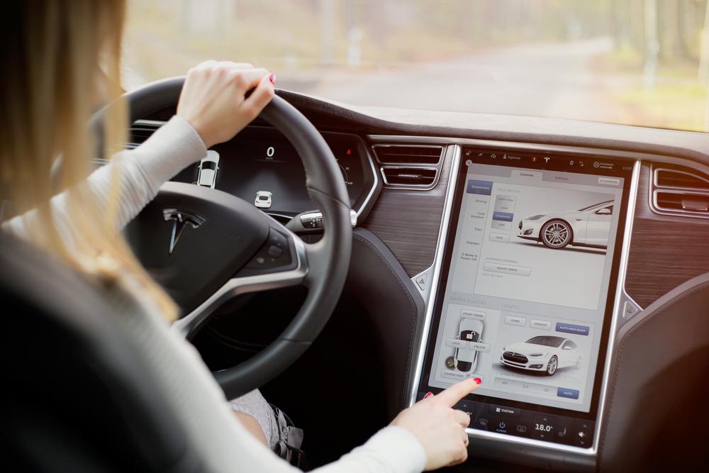 Sistem Autopilot Tesla
