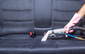 Clean the interior of your car