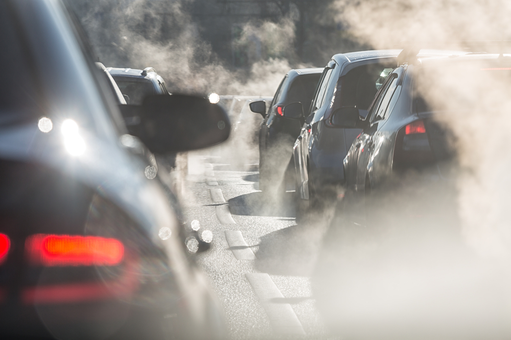 jenis asap kereta dan punca masalah