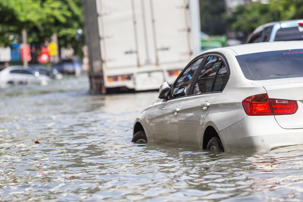 kereta banjir | cara tuntutan insurans banjir