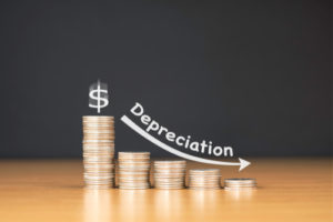 car depreciation rate