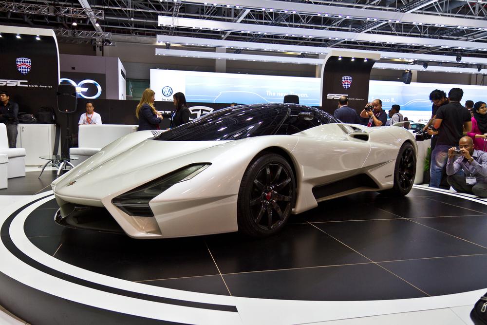 kereta paling laju di dunia | SSC Tuatara